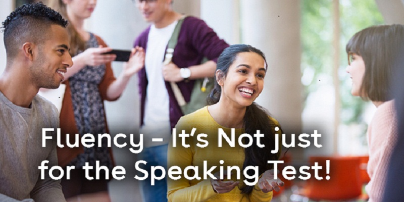 Is fluency related to just speaking - IELTS Coaching in Rohini | Delhi